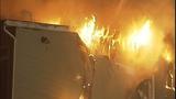 PHOTOS: Apartment complex burns in fierce fire - (5/10)