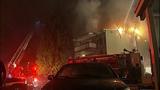 PHOTOS: Apartment complex burns in fierce fire - (8/10)