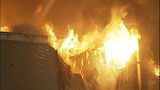 PHOTOS: Apartment complex burns in fierce fire - (1/10)