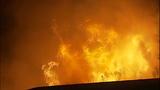 PHOTOS: Apartment complex burns in fierce fire - (2/10)