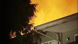 PHOTOS: Apartment complex burns in fierce fire - (7/10)