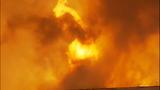 PHOTOS: Apartment complex burns in fierce fire - (9/10)