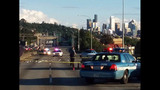 PHOTOS: Interstate 5 closed after shooting - (6/13)