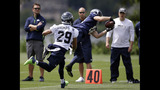 SeattleInsider: PHOTOS from Seahawks 2014 minicamp - (2/25)