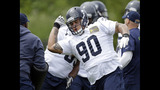 SeattleInsider: PHOTOS from Seahawks 2014 minicamp - (4/25)