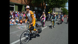 SeattleInsider: PHOTOS: Naked cyclists and… - (8/25)
