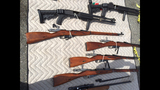 PHOTOS: Stolen weapons recovered from Everett… - (2/7)