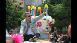 SeattleInsider: Macklemore at 2014 Seattle… - (20/25)