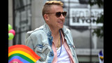 SeattleInsider: Macklemore at 2014 Seattle… - (14/25)