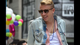 SeattleInsider: Macklemore at 2014 Seattle… - (8/25)