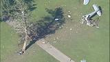 PHOTOS: Pilot killed in golf course plane crash - (8/16)