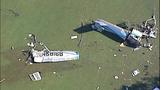 PHOTOS: Pilot killed in golf course plane crash - (7/16)