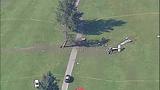 PHOTOS: Pilot killed in golf course plane crash - (9/16)