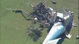 PHOTOS: Pilot killed in golf course plane crash - (5/16)