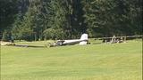PHOTOS: Pilot killed in golf course plane crash - (14/16)
