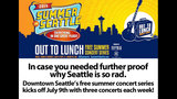 SeattleInsider: PHOTOS: Out to Lunch Concert Series - (13/14)