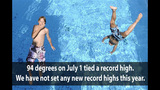 PHOTOS: 13 hot weather facts and forecasts - (3/25)