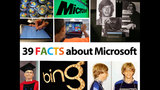 SeattleInsider: 39 facts about Microsoft - (7/25)