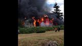 PHOTOS: Crews battle Renton apartment fire - (15/22)