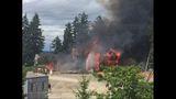 PHOTOS: Crews battle Renton apartment fire - (17/22)