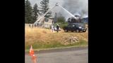 PHOTOS: Crews battle Renton apartment fire - (16/22)