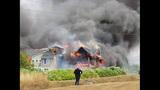 PHOTOS: Crews battle Renton apartment fire - (19/22)