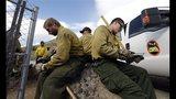 PHOTOS: Washington wildfires wreak havoc - (3/25)
