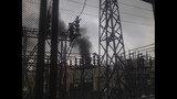 PHOTOS: Crews battle fire at City Light substation - (18/24)