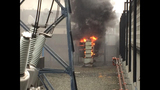 PHOTOS: Crews battle fire at City Light substation - (1/24)