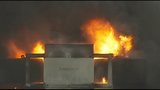 PHOTOS: Crews battle fire at City Light substation - (12/24)