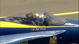 PHOTOS: Blue Angels make stylish return to Seattle - (1/18)