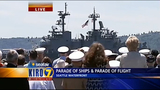 PHOTOS: Seafair Fleet Week Parade of Ships - (22/22)