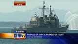 PHOTOS: Seafair Fleet Week Parade of Ships - (8/22)