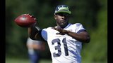 PHOTOS: Seahawks training camp 2014 - (11/25)