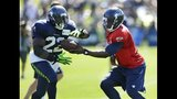 PHOTOS: Seahawks training camp 2014 - (12/25)