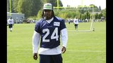 PHOTOS: Seahawks training camp 2014 - (8/25)