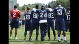 PHOTOS: Seahawks training camp 2014 - (14/25)