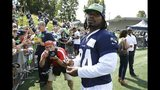 PHOTOS: Seahawks training camp 2014 - (6/25)