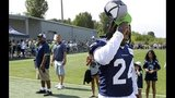 PHOTOS: Seahawks training camp 2014 - (23/25)