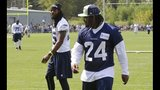 PHOTOS: Seahawks training camp 2014 - (13/25)