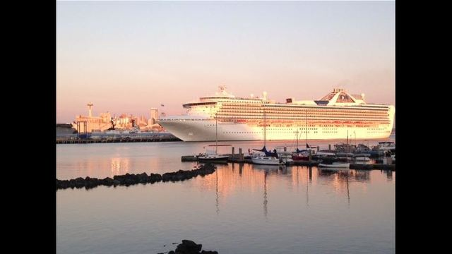 Two Cruise Ships Return To Seattle With Different Issues