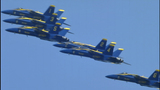PHOTOS: Blue Angels at Seafair Sunday, 2014 - (9/25)
