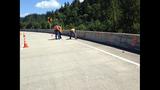 PHOTOS: Motorcyclist flies off ramp, into… - (6/7)