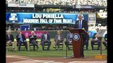 PHOTOS: Mariners induct Lou Piniella into team's HOF - (10/17)