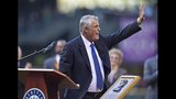 PHOTOS: Mariners induct Lou Piniella into team's HOF - (16/17)