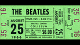 PHOTOS: Beatles in Seattle, Aug. 21, 1964 - (8/17)