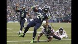 PHOTOS: Seahawks vs. Bears 2014 preseason game - (7/25)