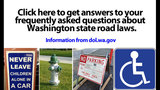 SeattleInsider: Wash. state road laws FAQ - (14/25)