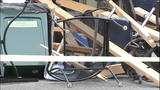 PHOTOS: SUV crashes into building in Columbia city - (7/11)