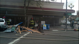 PHOTOS: SUV crashes into building in Columbia city - (3/11)